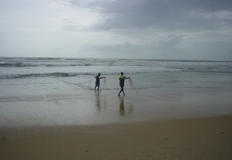 Fishermen in Goa
